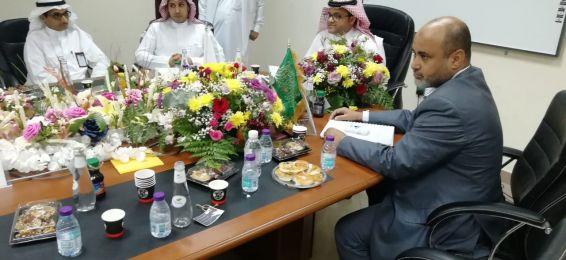 حصول الطالبة غادة محمد الزبيدي على درجة الماجستير بتقدير ممتاز