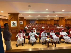 The Student Muhammad Hadi Al-Zubaidi Obtains the Title 'The College Role Model'
