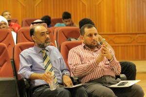 Al-Qunfudhah University College Holds Awareness Lecture on Coronavirus