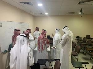 Vice Deanship of Student Affairs (Female Section) at Al-Qunfudhah University College Holds its Closing Ceremony