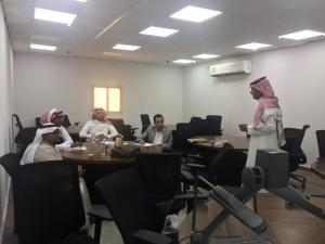 The Department of Education and the Scientific Departments Hold Training Workshops for the Participants in the Exams of TIMSS