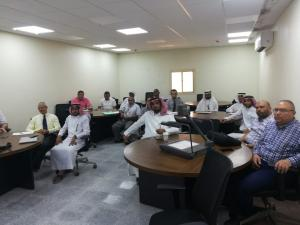 The Deanship of E-Learning and Distance Education in Al-Qunfudhah Holds an Introductory Workshop