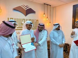 Dean of the University College Inaugurates the New Venue of the Student Club