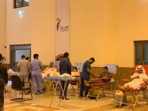 Al-Qunfudhah University College Launches the 'Your Blood Gives Life' Campaign