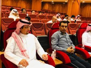 Wahid Al-Yamani Presents the 'Microsoft Team' Course at Al-Qunfudhah University College
