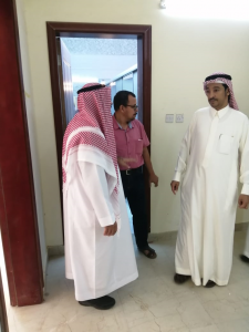 An Inspection Visit by His Excellency the Dean of the College to the Newly Leased Building (B)