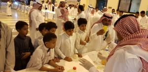 Al-Qunfudhah University College Holds an Exhibition for the Development of Positive Trends in Science