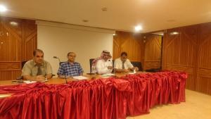 Arabic Language Department Holds Seminar on (Literature in Community Service)