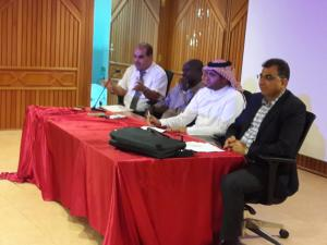 Vice Deanship of University College for Graduate Studies in Al-Qunfudhah Holds A Seminar