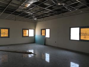 His Excellency the Dean of Al-Qunfudhah University College Inspects the Urgent Classrooms