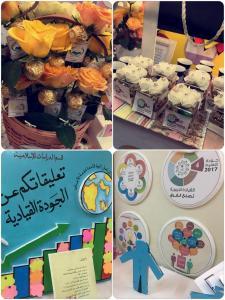 Qunfudha University College (Girls) Activates World Quality Day