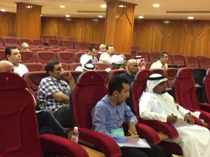 Vice-Deanship for Academic Development & Quality Holds the Workshop (Documents Required for Institutional Accreditation)