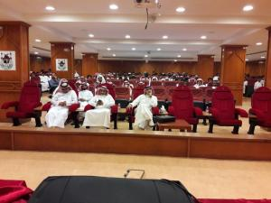 Arabic Language Department at Al-Qunfudhah University College Holds Seminar Titled (Approaches of Literary Discourse Analysis)