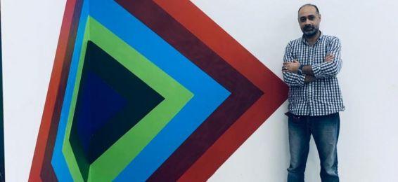 جدارية الفن المفاهيمي