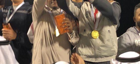Umm al-Qura décroche les médailles d'or de l'athlétisme pour la 3ème année consécutive