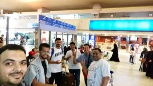 عمادة شؤون الطلاب تشارك في رحلة طلابية إلى سنغافورة