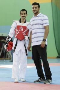UQU Wins Bronze Medal at Saudi Universities Taekwondo Championship