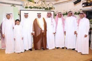 Honoring Ceremony for Mr. Ali bin Nafi` Al-Rahaili