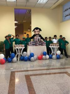 The Volunteering Club Holds a Recreational Program for the Children of Kafel