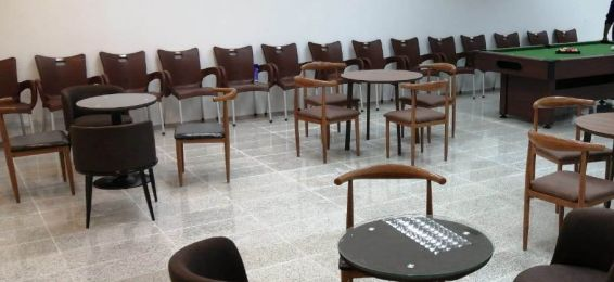 Towards an Attractive Learning Environment: A Waiting Area for Female Students, Faculty Members, and Employees Will Soon Be Launched
