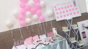 لجنة النشاط الثقافي بأضم تقيم فعالية توعوية للحماية من سرطان الثدي
