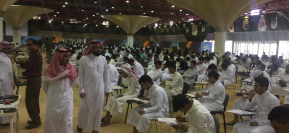 The Supervisor of the UQU Vice Presidency for Educational Affairs Conducts an Inspection Visit to the Joint First Year Exams